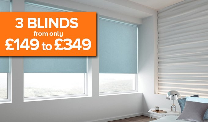Blackout Roller Blinds from Shades Blinds