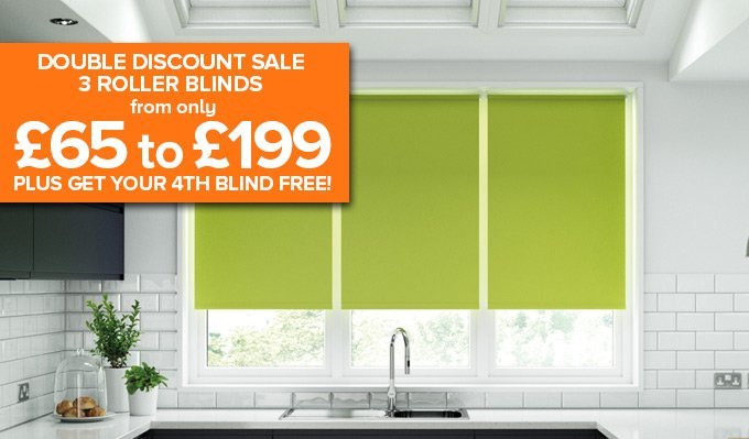 New arrival roller blinds from Shades
