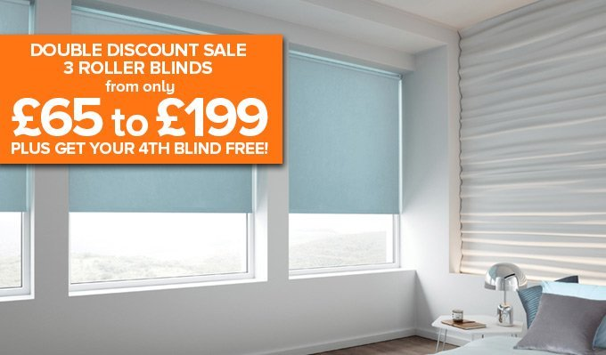 Amazing value roller blinds from Shades
