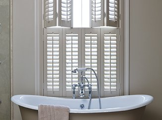 Shades Blinds Bathroom Shutters
