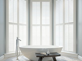 Shades Blinds Real Wood Shutters