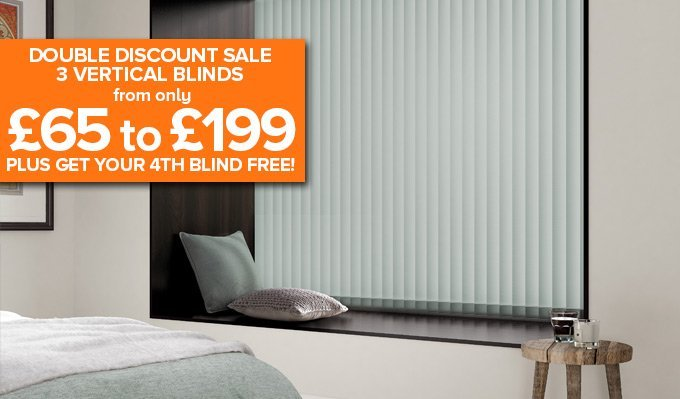 Best Selling Vertical Blinds from Shades