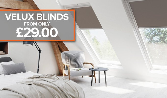 Velux Blinds from Shades