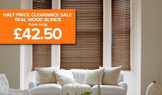 New arrival wooden blinds from Shades