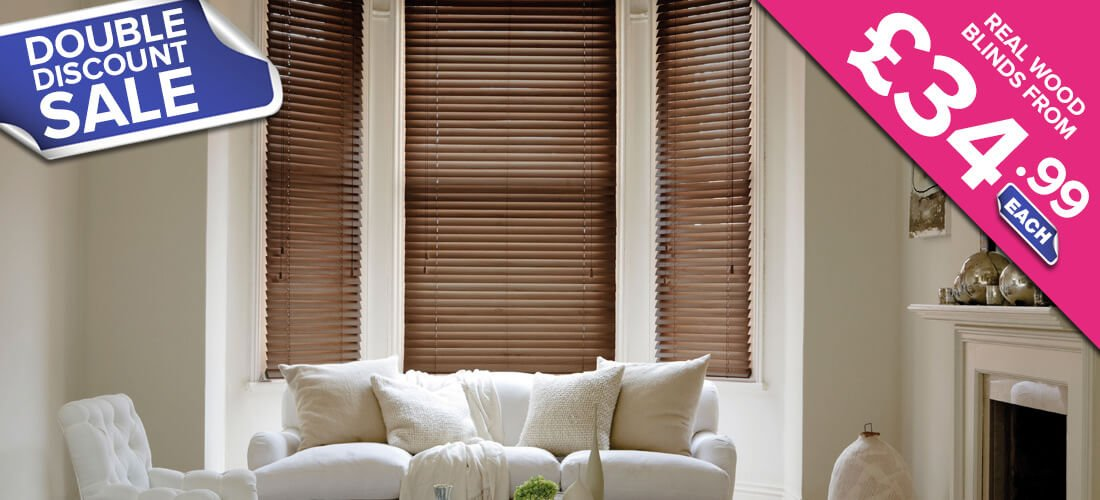 Wooden Blinds Glasgow ı Wooden Blinds ı Shades Blinds