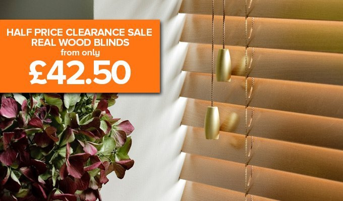 Tapes & Finishes for Wooden Blinds