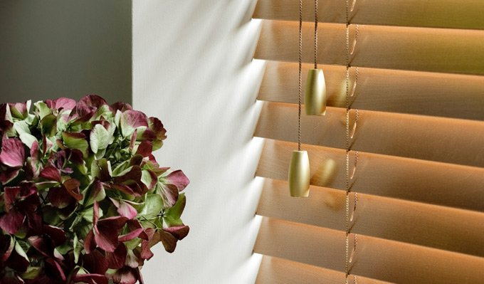 Wooden Blinds Tapes & Finishes