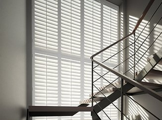 uPVS Shutters from Shades Blinds
