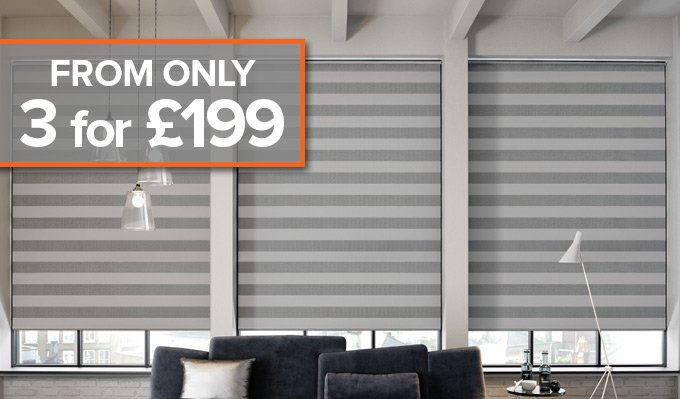 Blackout ROller Blinds from Shades