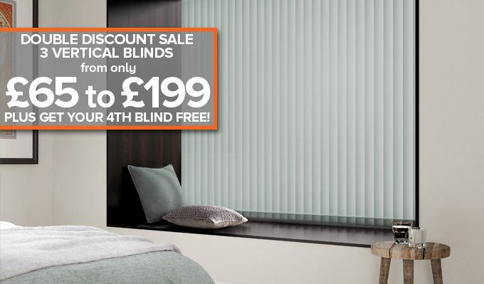 Bedroom Vertical Blinds from Shades Blinds