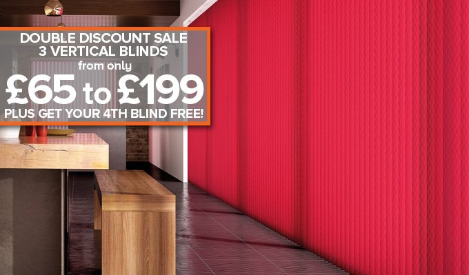 Kitchen Vertical Blinds from Shades Blinds