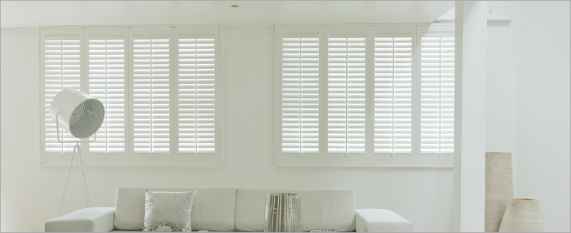 Shutters from Shades