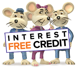 Interest Free Credit from Shades Blinds