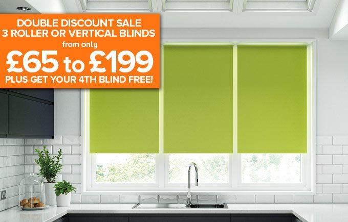 Roller Blinds & Vertical Blinds