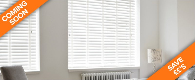 Faux Wood Blinds from Shades