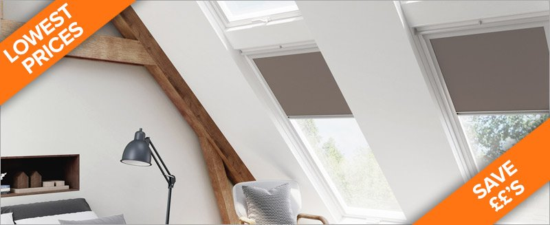 Velux from Shades Blinds