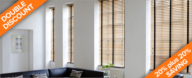 Wooden Blinds from Shades