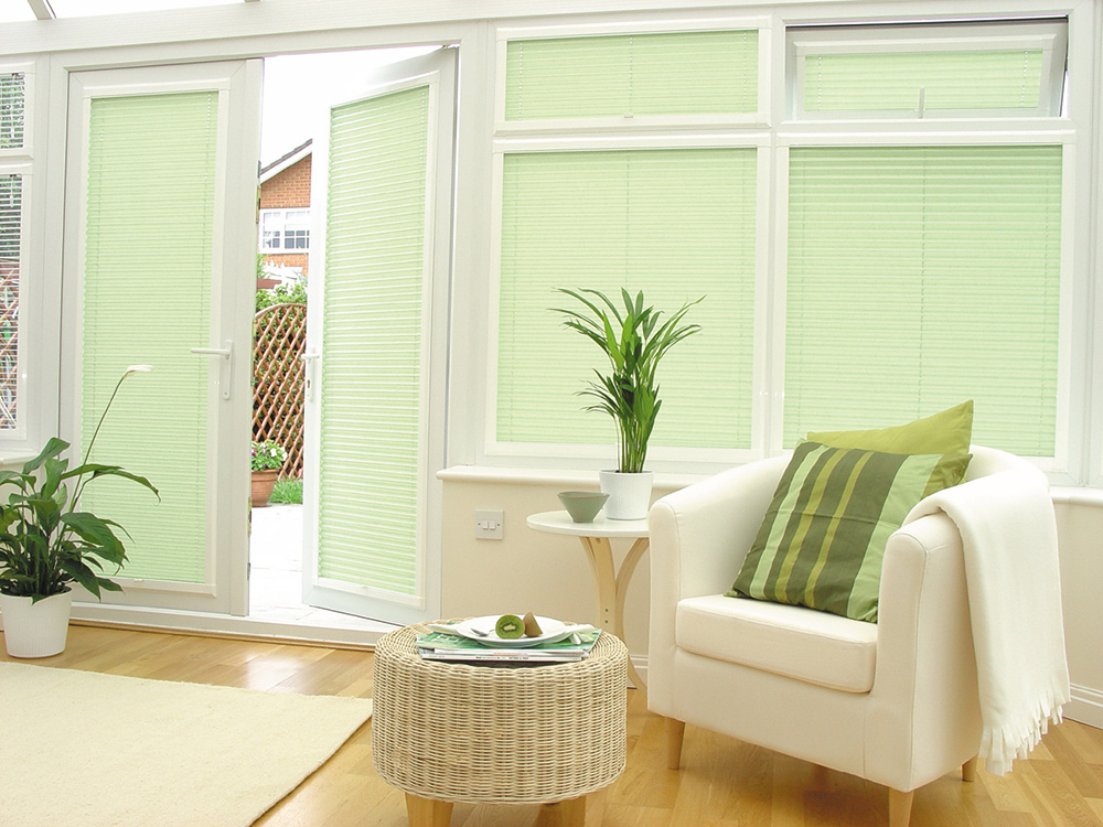 Green Perfect Fit Conservatory