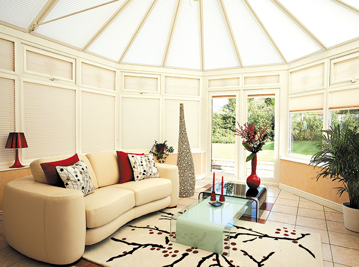 Wide Angle Perfect Fit Conservatory
