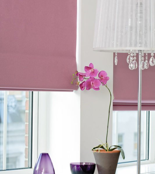 Roman Blinds Gallery Inspiration Colour Choice
