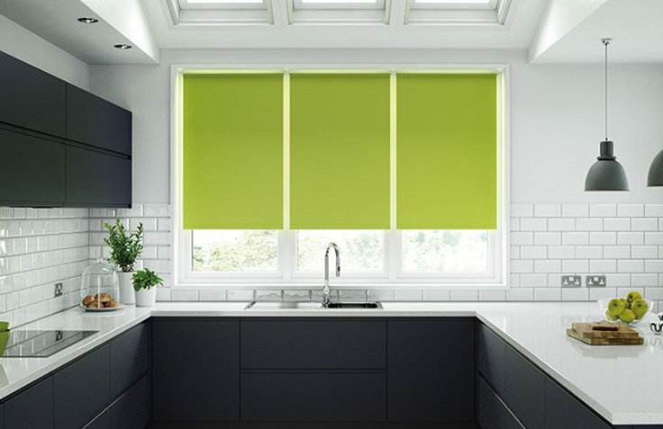 Why Green Is The Colour Of The Year 2017 And Why You Should Use It.  September 18, 2017; /; Roller Blinds