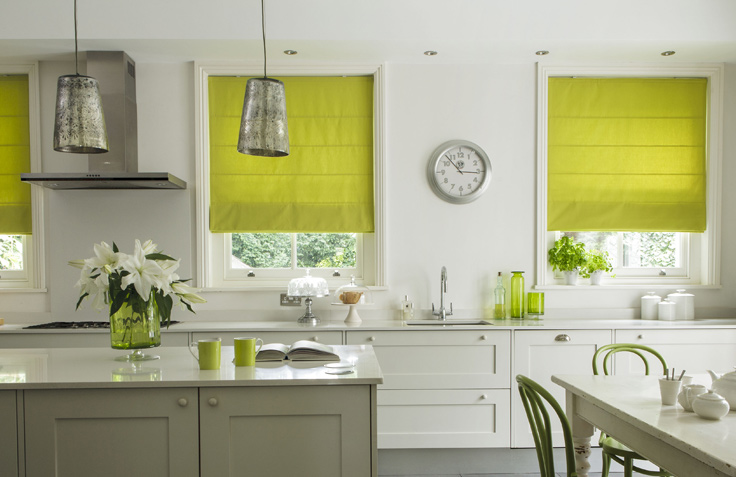 ... Roller Blinds For Windows, Slatted Blinds For Increased Privacy, And  Vertical Blinds For Doors Will Always Be The Best Choice For A Kitchen  Blind.