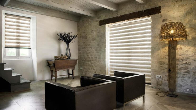 Favourite type of blind for light