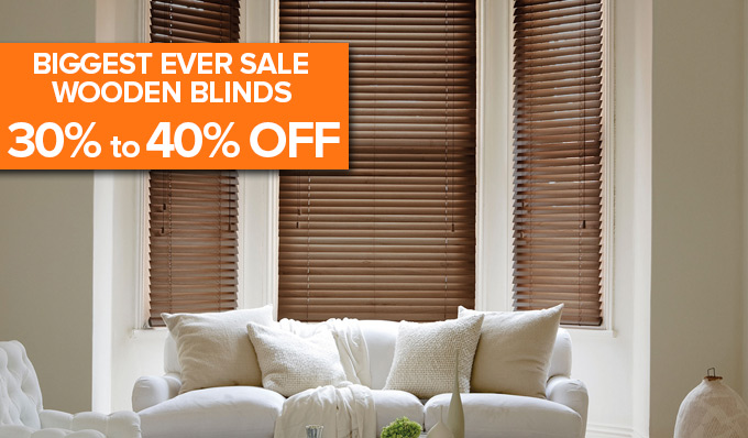 New Arrival Wooden Blinds