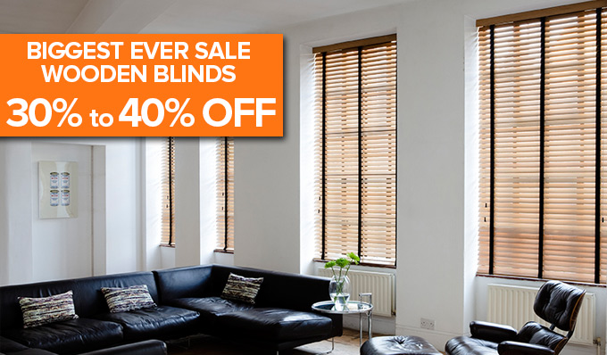 Wooden Window Blinds ı Real Wood Blinds ı Shades Blinds