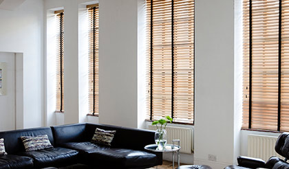 Venetian Blinds New Arrivals Venetian Real Wood Image