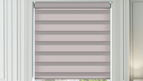 Seasons Signature Collection Day Amp Night Blind Grey Sml