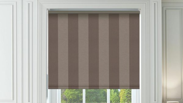 Signature Taupe Roller Blind New Sq Metre Pricing