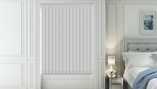Classic Grey Vertical Blind New Sq Metre Pricing