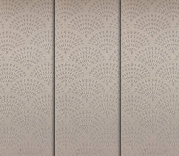 Designer Ivory Vertical Blind New Sq Metre Pricing