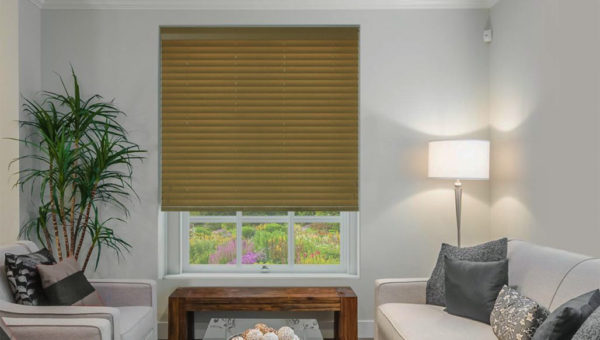 Clearance Real Wood Venetian Blind Golden Oak Shades Blinds