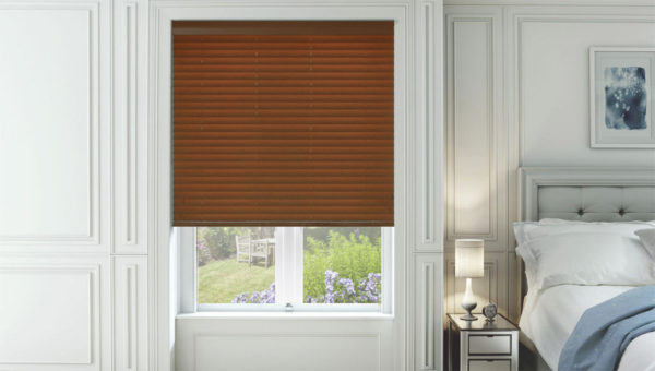 Clearance Real Wood Venetian Blind Red Cherry Shades Blinds